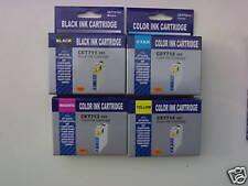10 Tintenpatronen für Epson Stylus DX7400/DX7450/DX8400