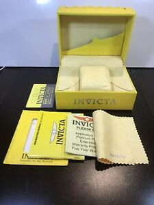 INVICTA Empty Watch Display Box Only