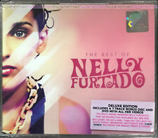 NELLY FURTADO The Best of Nelly Furtado MALAYSIA DELUXE 2 CD+DVD FREE SHIPMENT