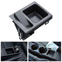 Center Console Storage Tray Coin Box Carbon Fiber For BMW E46 98-07 51168217953