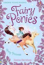 Fairy Ponies Pony Princess (Young Reading Series 3 Fiction), Zanna Davidson | Ha
