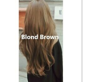 Hair Dye Color permanent Shampoo Cover White Gray Hair Colour Free Ammonia 500M