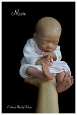Reborn Doll Kit Mavie von Evelina Wosnjuk