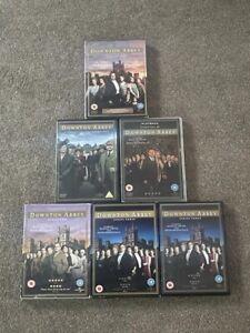 Downton Abbey Dvds Bundle - used - Free P&P