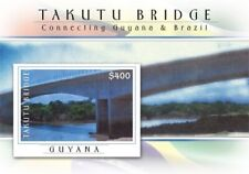 Guyana - 2009 - Takutu Bridge Guyana To Brazil - Souvenir Sheet - Mnh