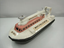 Diecast Matchbox Super Kings Hovercraft K-22 in White Good Condition