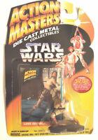 Star Wars Action Masters Luke Skywalker Die Cast Metal Collectible Figure Kenner