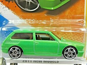 HOT WHEELS VHTF 2011 NEW MODELS SERIES VOLKSWAGEN BRASILIA