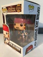 MIB Funko Pop! Disney 172 Captain Jack Sparrow Pirates Of The Caribbean