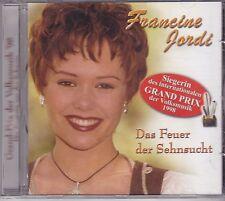 Francine Jordi-Das Feuer Der Sehnsucht cd album