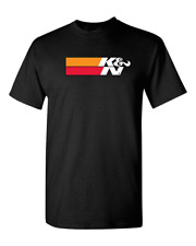 K&N Performance Air Filters Automotive Auto Motor Super Car T-Shirt