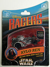 DISNEY RACERS STAR WARS VII - KYLO REN AUTO CAR 1:64 - DISNEY WORLD OVP - SELTEN