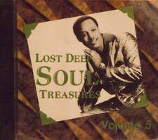 LOST DEEP SOUL TREASURES - Volume #5 - 24 VA Tracks