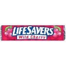 Lifesavers Wild Cherry Candy 20 pack (14 ct per pack)