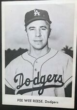Group of 5 1960's Jay Publishing LA Dodgers Picture Pack Photos