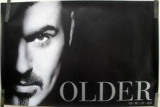 Rare Wham George Michael Older 1996 Vintage Original Record Store Promo Poster