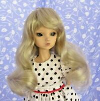 Bell KRISIE Blond Full Cap Doll Wig SZ 7-8  Long, Curly, Little Darling