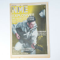 NME magazine 15 February 1986 MICK JONES cover Talking Heads The Ramones