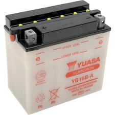 Yuasa YuMicron Battery YB16CL-B for Bombardier/Kawasaki Traxter/Mule/Quest/Bayou