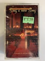 Clinton Utterbach & The Praisers Sing A New Song (Cassette) New Sealed
