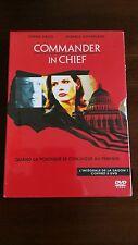COMMANDER IN CHIEF SEASON SAISON 1 COMPLETE COFFRET 5 DVD ENGLISH FRANCAIS