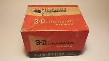 Viewmaster alt mit Originalkarton sehr gut erhalten Bakelit