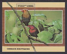 Benin - 1999 Birds Minisheet - SG- - UHM - #140027