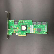 HP LSI Logic SAS3041E-HP 4-Port PCI-e SAS SATA RAID Controller 510359-001