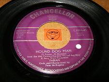 FABIAN - HOUND DOG MAN - FRIENDLY WORLD  - LISTEN - ROCK N ROLL