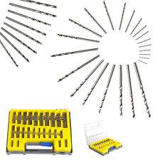 0.4-3.2mm Fine 150PCS Mini Micro Power High Speed Steel Drill Bit Set Twist Kits