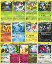 COMPLETE (51) UNCOMMON/COMMON XY Ancient Origins Pokemon Card Set-Flareon Eevee