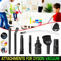 For Dyson V6 8Pcs Vacuum Cleaner Brush Tube Attachments Accessories Tool Kits