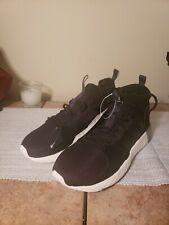 New. adidas Questar Strike Mid Running Men's Sneakers Black/White F97653 Sz. 8.5