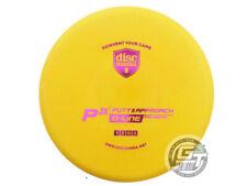 New Discmania D-Line P3x 163g Yellow Magenta Foil Putter Golf Disc