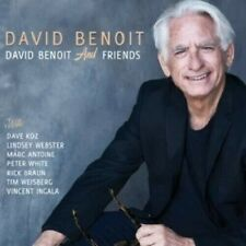 David benoit  - David Benoit & friends  -  New Factory Sealed CD