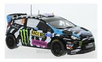 #18RMC017 - IXO Ford Fiesta RS WRC #15 - Monster - Rallye Catalunya 2014 - 1:18