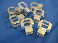 "NEW Grip Rite PCS12G 1/2"" Steel Plywood Clips - 250 Cou"