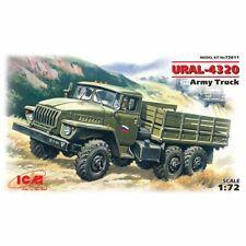 Icm Icm72611 Ural - 4320 Camion de L'armée 1/72