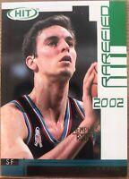 Pau Gasol RC 2002 Sage Hit Green Parallel #R16 Rarefied Grizzlies Spain NBA Hot