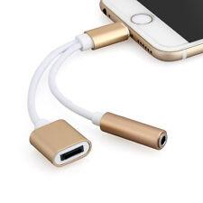 IOS 10.3 Adapter Für iPhone 8/X/10/7/7S Plus Ladegerät Kabel 3,5 mm Kopfhörer de