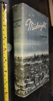 GG LIBRO: MIDNIGHT BY MAO TUN - FOREIGN LANGUAGES PRESS - 1979 IN INGLESE