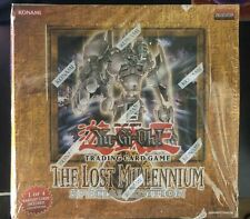 Yu-Gi-Oh The Lost Millennium Sealed 10 Box Booster Special Edition English
