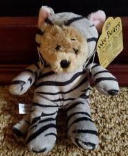 GANZ WEE BEARS:  GREY TABBY CAT