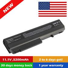 Battery for HP/Compaq 6910p NC6100 NC6120 NC6220 NC6230 NC6400 NX6110 NX6120 US
