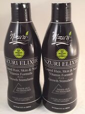 Nzuri Elixir Liquid Hair Vitamin 2 - 32 oz Bottles