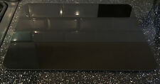 NEW Large Black Plain Smooth Glass Chopping Cutting Board Kitchen Worktop Saver