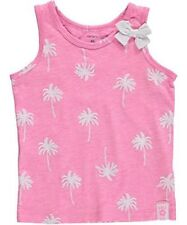 Girls' Sleeveless Tops & T-Shirts (Sizes 4 & Up)