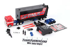 Optimus Prime Incomplete Leaders G2 Transformers