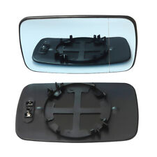 1x Right Side For BMW 3 Series E46 5 Series E39 Blue Heated Wing Mirror Glass