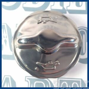 Stainless Steel Engine Oil Filler Cap for MERCEDES, OPEL, BMW